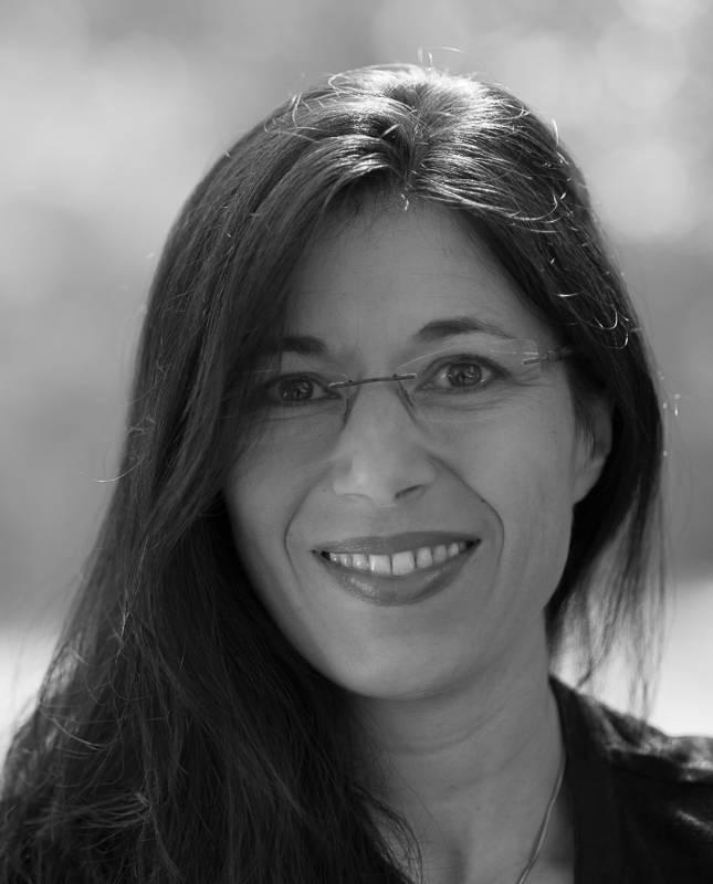 Janet Clark, Autorin. Astrid Purkert